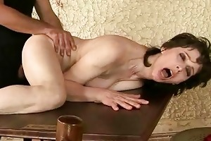 wicked granny enjoys hard fucking