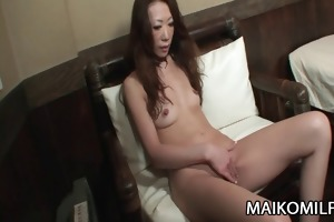 ryoko matsuzaka - a very moist japanese d like to