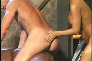 blonde mistress whips guys heine