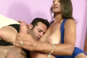 breasty d like to fuck uses her assets to acquire