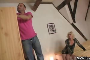 great scandal after sex with mother in law