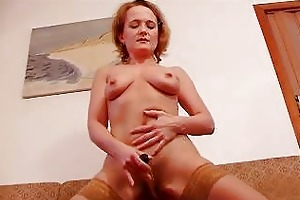 aged bushy ivana toys the one and the other holes