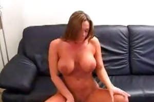 breasty mommy acquires her mouth filled