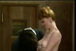 classic redhead colleen brennan sucks and bonks
