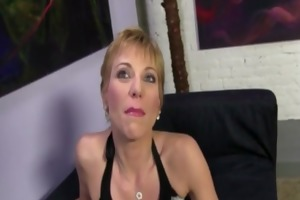 older cougar gemma greater amount coarse