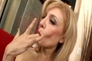 nina hartley has an wazoo that is wont quit
