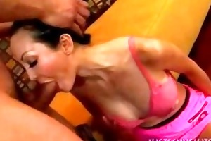breasty asian d like to fuck gagging doing a