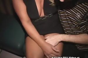 golden-haired birthday doxy public sex celebration