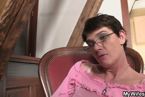lustful mother-in-law needs recent dick
