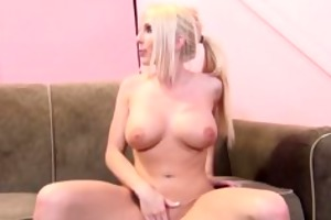 nasty christie stevens is fucking for her fans on