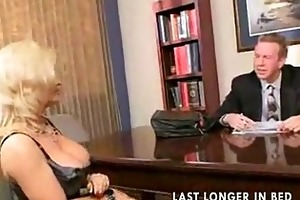 d like to fuck golden-haired entice lawyer and