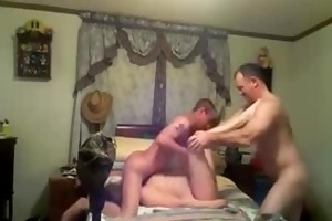 home three-some with older d like to fuck ellen