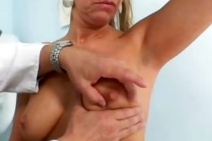 blond older mamma acquires fulyl examed part4