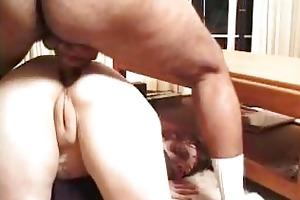 homemade older anal