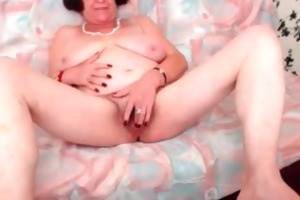just another cam granny