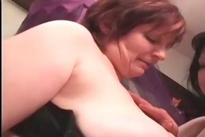 lesbian mature big beautiful woman engulfing