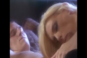 astonishing blond d like to fuck engulfing knob
