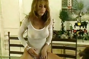 horny mother i gets a oldschool bang!
