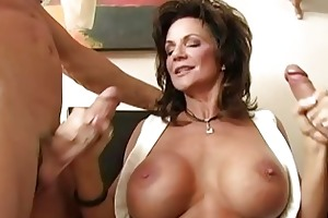 breasty dark brown d like to fuck team-fucked by