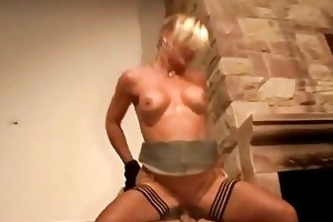 blonde german mother i