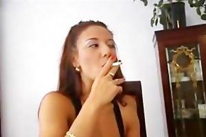 smokin aged dark brown