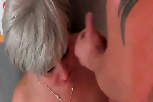fantastic old wench missionary fucking with