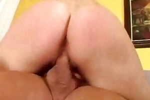 sexy mother i acquires cum-hole licked