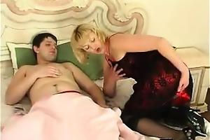 aged russian slut