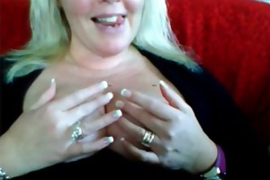 breasty blond dilettante d like to fuck