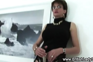 aged british milfs bdsm threesome