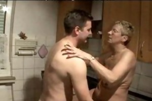 nicely breasted granny fuck aged older porn