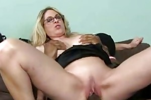 d like to fuck riding on large dark pecker after