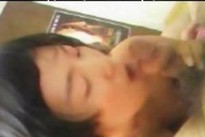 this is old video 2 oriental cumshots oriental