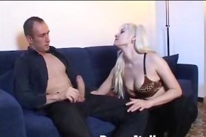 porn italian - porno italiano bionda maestra del