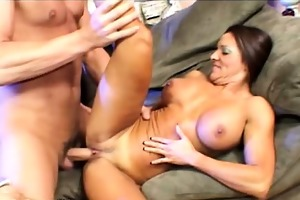 kristines bawdy cleft gets pummeled