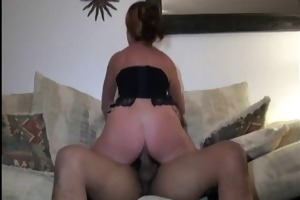 cum starved whore wazoo fucked by bbc