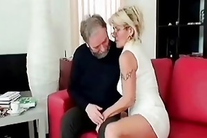 lustful aged blows old shlong unfathomable and