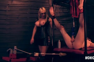 sub gets machine pegged by and used by monicamilf