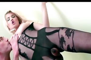 marvelous golden-haired mother i fucking wearing