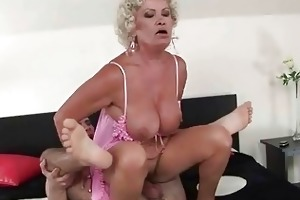 sexy grandmas hard sex compilation