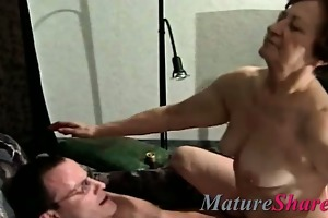 70plus granny hardcore and sexually excited