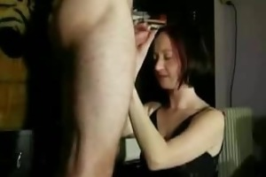 tugjob compilation with my wife carice