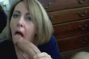 hot mother i sucks huge dick and gets facialized