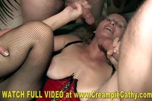 creampie cathy - 34 boy creampie
