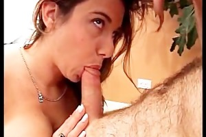 breasty redhead d like to fuck acquires drilled