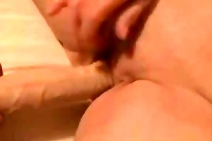 old granny cums fucking a sex tool and sucking coc