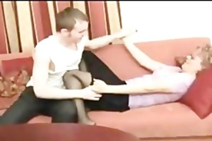 russian mamma fucked by milf lover