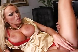 blond mother i with large bra buddies acquire a