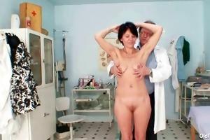 slim mother i weird vagina fingering by gyno