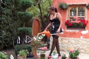 wicked older housewife in darksome part4